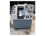 "2013 CNC NEW GTS-27 CNC GANG TOOL LATHE WITH FAGOR CONTROL, 1-1/16"""