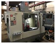 Haas VF-2D Vertical 3-Axis CNC Machining Center 2002