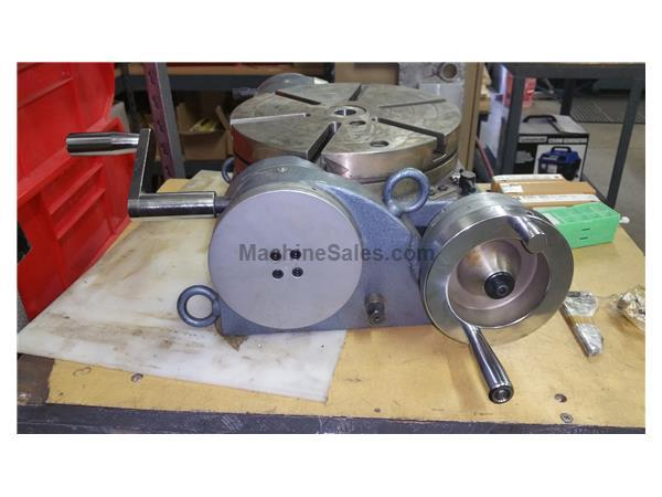10″ Tilting Rotary Table