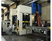 Macrodyne Model MPZ1500 1500 Ton Hydraulic Press