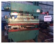 Wysong 35 Ton x 6' Hydra-Mechanical Press Brake, Model 35-72