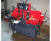 "10"" X 10"" AMADA FULLY AUTOMATIC HYDRAULIC HORIZONTAL BAND SAW, #H"