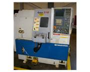 "DAEWOO ""LYNX 210A"" CNC TURNING CENTER, S/N: L2103410, NEW 2003"