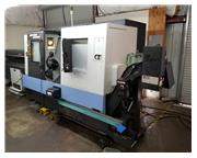 2007 Daewoo PUMA 2000SY CNC Turning Center w/ Live Tooling, Y-Axis and Sub