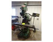 DoAll Model GPM-200V Vertical Milling Machine