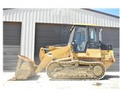1997 CATERPILLAR 953C W/ GP BUCKET & CAB W/ A/C & HEAT - E7134