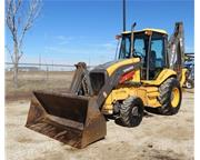 Volvo BL60 4x4 Backhoe Wheel Loader Tractor Enclosed Cab Heat