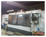 "2010 HAAS VF-10/40 VERTICAL MACHINING CENTER, 120"" x 32"" x 30"
