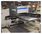 22 Ton Strippit Global 20 1225 CNC Turret Punch