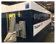 4000 Watt Trumpf TruLaser 3030 CNC Fiber Laser