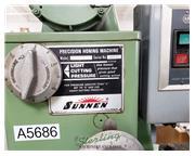 """Sunnen # MBB-1660J , .06"""" -6.5"""" ID, 200-2500 RPM, 16 gal., hone, 1/2 HP, 208/230"""