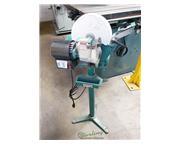 "Grizzly # G1036 , 10"" wheel, 1/4 HP, slow speed grinder, angle guide, stand, 2008, #A"