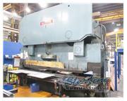 """600 Ton, Allsteel # 600-14 , hydraulic press brake, 14' OA, 148"""" BH, 12"""" ram, 14"""