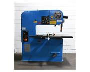 "36"" Throat 13"" Height DoAll 3613-20 VERTICAL BAND SAW, Vari-Speed, 5 HP, DBW15 B"
