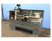 "14"" Swing 40"" Centers Clausing-Metosa C1440S ENGINE LATHE, Inch/Metric, Sony DRO"