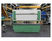 "150 Ton 120"" Bed LVD 150JS10 PRESS BRAKE, DynaBend 1 Single Axis Back Gauge"