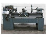 "13"" Swing 42"" Centers LeBlond REGAL ENGINE LATHE, 3-Jaw, Steady, Toolpost, Live"