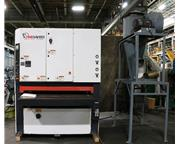 "52"" Width Timesaver 2211-45-0, 2200 SERIES, DRY TYPE,  NEW 2010, BELT GRINDER, 30 H.P"