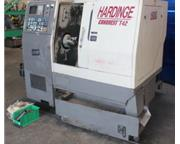 "Hardinge # CONQUEST-T42 , 13.78"" swing, 9"" chuck, 1.625"" bar, 12 station, 5"