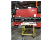 "243 TON X 168.5"" AMADA HDS2204NT ELECTRIC/HYDRAULIC CNC PRESS BRAKE MF"