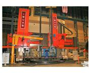 """263"""" Dorries Scharman 7-Axis CNC Vertical Boring Mill with Milling"""