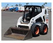 Bobcat S175 Skid Steer Wheel Loader Kubota Diesel Auxiliary Hydraulics