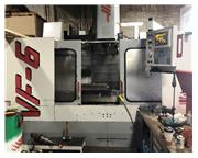 HAAS VF-6 CNC VERTICAL MACHINING CENTER