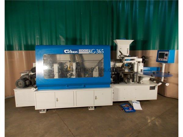 Used Giben KG 365 Automatic Edgebanding Machine