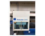 2008 Trumpf Trulaser 2030, 5x10, 3200 Watt Co2 Laser