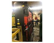 CINCINNATI 135 TON HYDRAULIC PRESS BRAKE W/BACK GAUGE