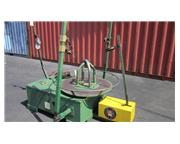 Fastener Engineers Powered Turntable Model HDT-2500-40S, 2500# coil cap