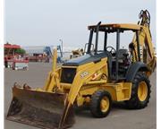 John Deere 310G 4x4 Backhoe Wheel Loader Tractor E-Stick Excavator Q/C