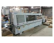 Used Brandt OPTIMAT KD 78/ 2C Automatic Edge Bander Edgebander equipped with a PC-16 Progr