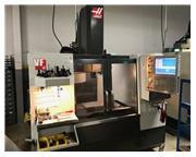 "30"" X Axis 16"" Y Axis Haas VF-2B VERTICAL MACHINING CENTER, Haas Control, Geared"