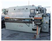 "175 Ton, Accurpress # 717512 , CNC 3-Axis Hyd Press Brake, 12' OA, 10'4"" BH, 2000, #8"