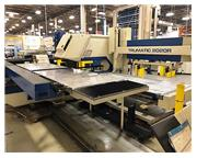 3086, Trumpf, Trumatic 2020R, CNC Punch W/FMC Compact Loader, 2004