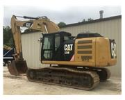 2012 CATERPILLAR 329EL - ENCLOSED CAB W/ A/C & HEAT - E7153