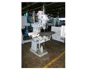 1-1/2 HP BRIDGEPORT VERTICAL RAM TYPE MILLING MACHINE