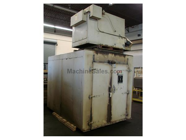 "Despatch Walk-in Oven 54""W x 72""H x 108""L, 500F"