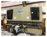 """155 Ton x 157"""" US INDUSTRIAL Hydraulic w/CNC BG, Light Curtain, 2015"""