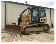 2017 CATERPILLAR D3K2 LGP W/ WARRANTY & CAB W/ A/C & HEAT - E7145
