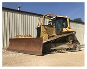 2002 CATERPILLAR D6M LGP W/ ENCLOSED CAB W/ A/C & HEAT - E7143