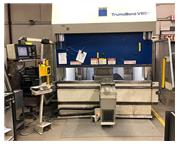 3087, Trumpf, Trumabend V85S, 93 Ton, CNC Hyd. Press Brake, 6 Axis, 2002