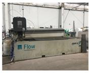 FLOW MACH 3 4020b CNC WATERJET CUTTING SYSTEM, YEAR 2016, 13'x6.5'