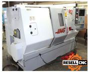 Haas SL-20T CNC Lathe - 2001