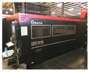 3500 WATT AMADA LCG3015 CO2,5' X 10',MFG:2014,INSTALL:2015 NEW TURB