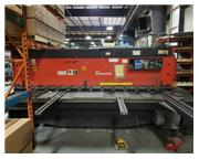 "1/4"" X 10' AMADA M3060 POWER SQUARING SHEAR W/ PROGRAMMABLE BACK G"