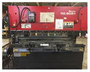 "88 TON x 98"" AMADA RG-8024LD ""UPACTING"" HYDRAULIC PRESS BRAK"