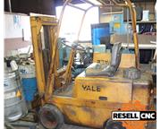 Yale 2,300 Lb. Capacity Forklift
