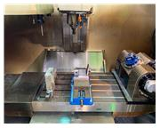 5th Axis Rotary Trunnion Table